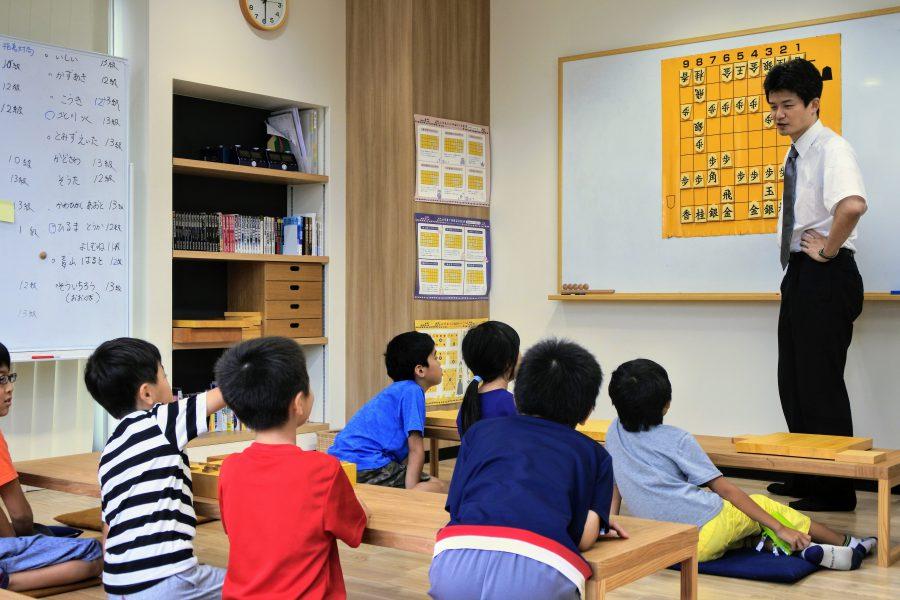 子どもの指導に定評のある藤倉先生
