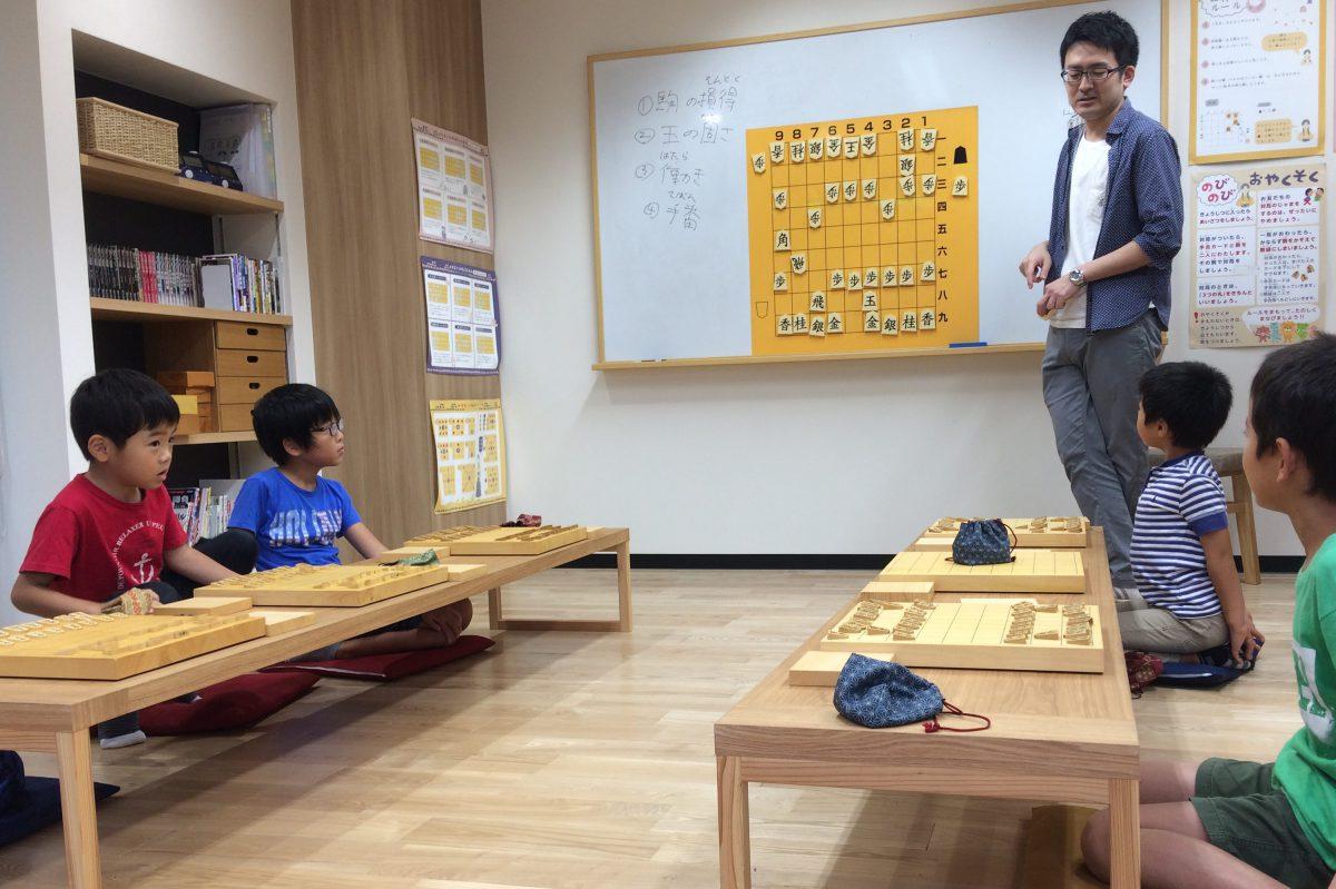 川﨑先生による三間飛車の講義